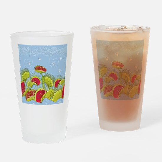 Unique Scary monster Drinking Glass