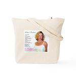 Helane Fontaine Tote Bag