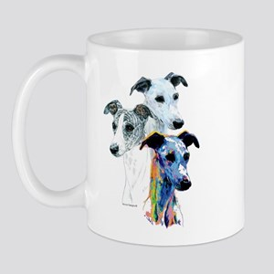 Whippet Group Mug