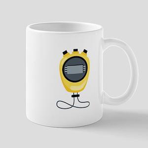 Sports Stopwatch Timer Mugs