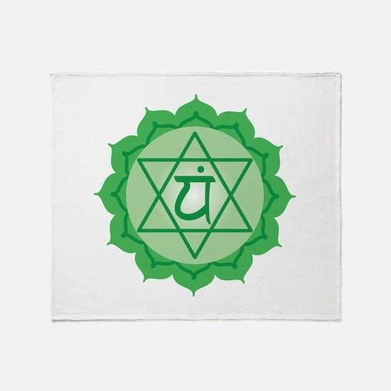 Six-Point Star Throw Blanket