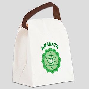 Anahata Canvas Lunch Bag