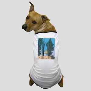 Adobe Wall #2 Dog T-Shirt