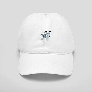 Whippet Pair Cap
