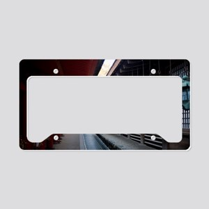 Kasuga-taisha lanterns License Plate Holder