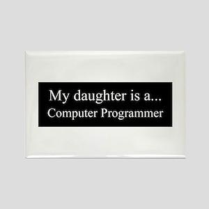 Daughter - Computer Programmer Magnets