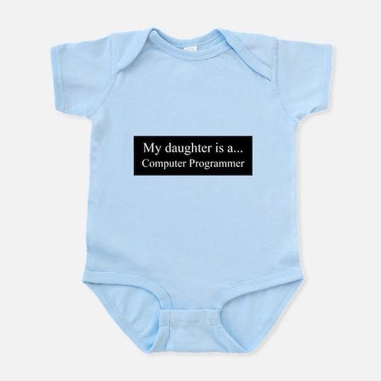 Daughter - Computer Programmer Body Suit