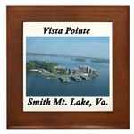 Vista Pointe Framed Tile