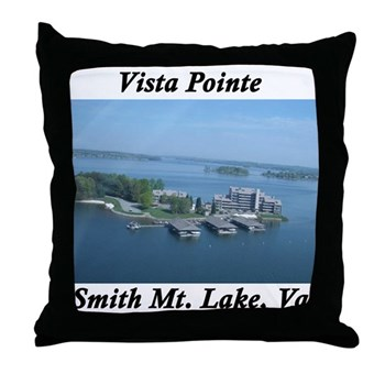 Vista Pointe Throw Pillow