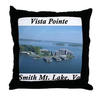 Vista Pointe Throw Pillow