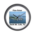 Vista Pointe Wall Clock