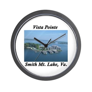 Vista Pointe Wall Clock