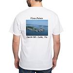 Vista Pointe White T-Shirt