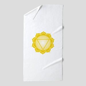 Chakra Beach Towels CafePress