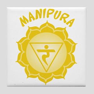 Manipura Tile Coaster
