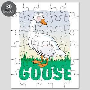 Kid Friendly Goose Puzzle