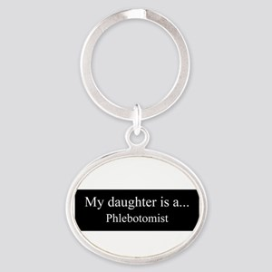 Daughter - Phlebotomist Keychains