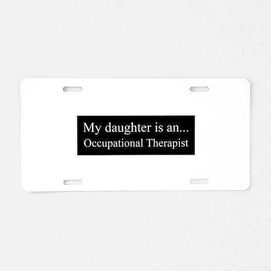 Daughter - Occupational Therapist Aluminum License