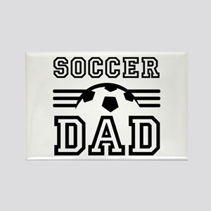 Soccer dad Magnets