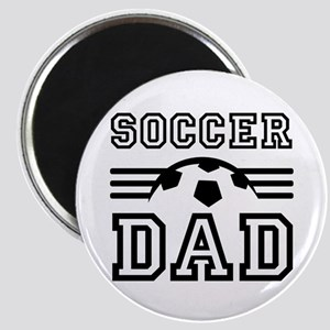 Soccer dad Magnets