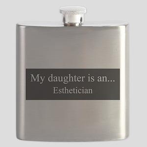 Daughter - Esthetician Flask
