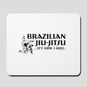 Jiu-Jitsu Mousepad