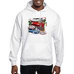 Hooded Sweatshirt w/MECA Classic T Graphic Front