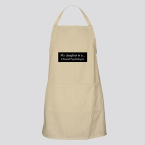 Daughter - Clinical Psychologist Apron