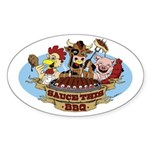 Saucethis Bbq Sticker
