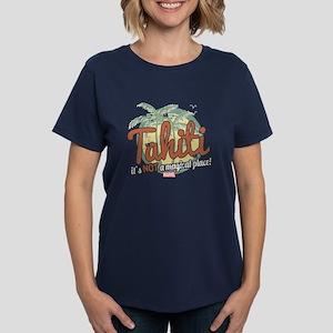 Not a Magical Place Women's Dark T-Shirt