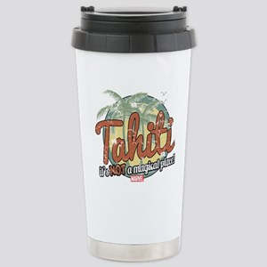 Not a Magical Place Stainless Steel Travel Mug