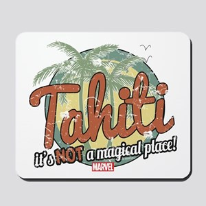 Not a Magical Place Mousepad