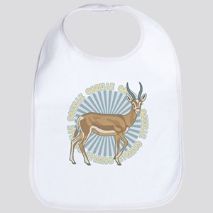 Gazelle Animal Classic Bib