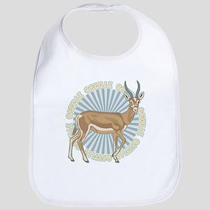 Gazelle Animal Classic Bib