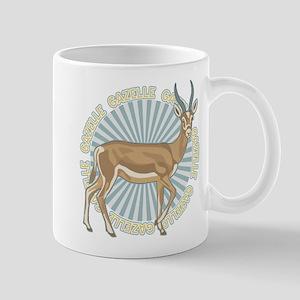 Gazelle Animal Classic Mug