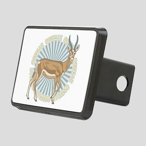 Gazelle Animal Classic Rectangular Hitch Cover