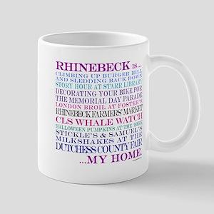 Rhinebeck is my home. Mugs