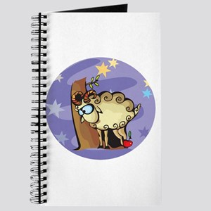 Cute Happy Ram Journal