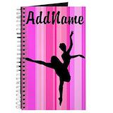 Dance Journals & Spiral Notebooks