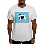 Keeshond Graphics Light T-Shirt