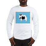 Keeshond Graphics Long Sleeve T-Shirt