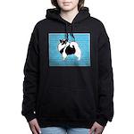 Keeshond Graphics Women's Hooded Sweatshirt