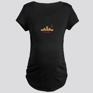 Five Golden Rings Maternity T-Shirt