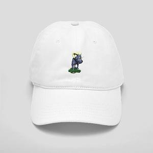 Blue 3D Ram Cap
