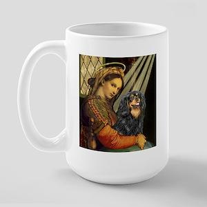 Madonna & Cavalier (BT) Large Mug