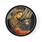 Madonna & Cavalier (BT) Wall Clock