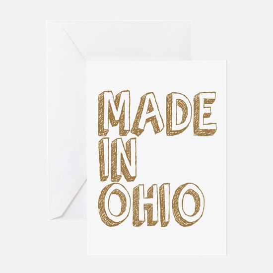 Made in Ohio Greeting Cards