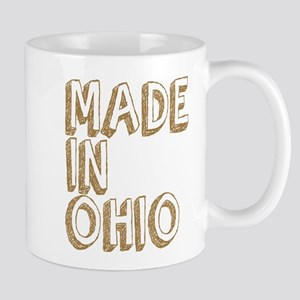 Made in Ohio Mugs
