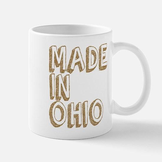 Made in Ohio Mugs