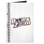 Journal w/Boom & Zoom Logo